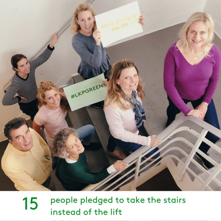 LKP Green Stairs