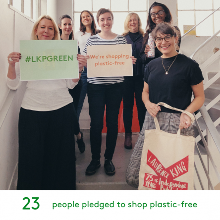 LKp Green plastic free