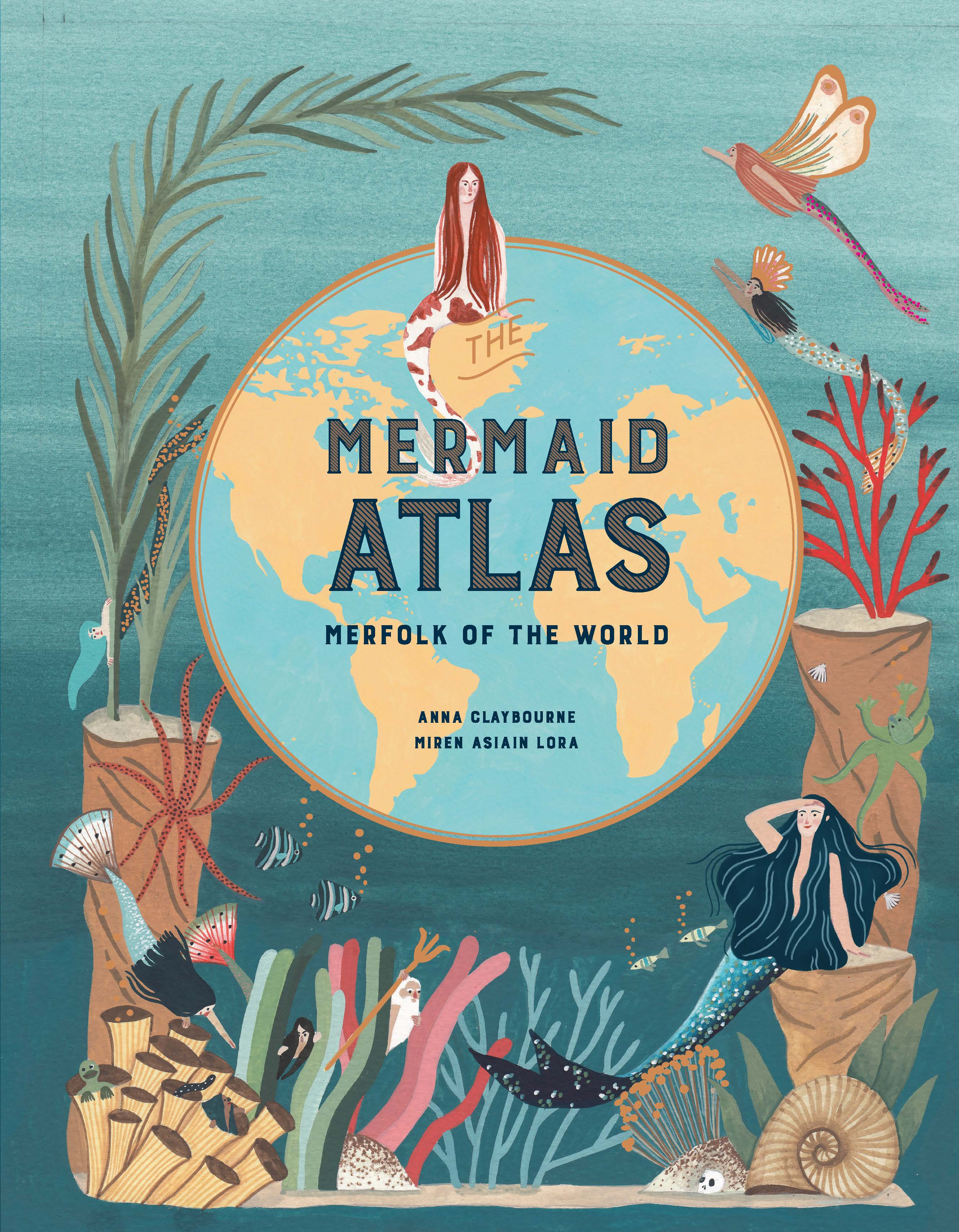 The Mermaid Atlas - Product Thumbnail