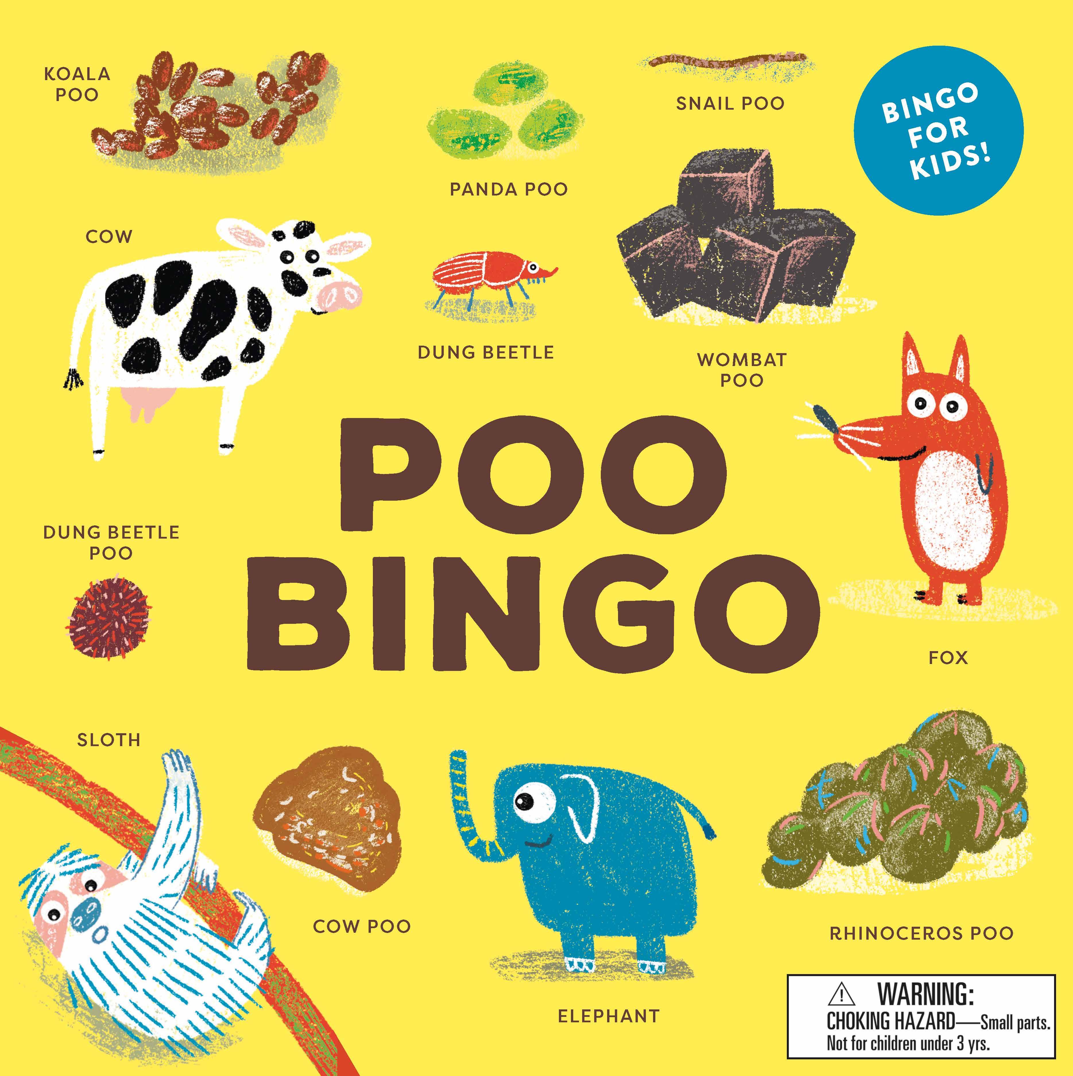 Poo Bingo - Product Thumbnail