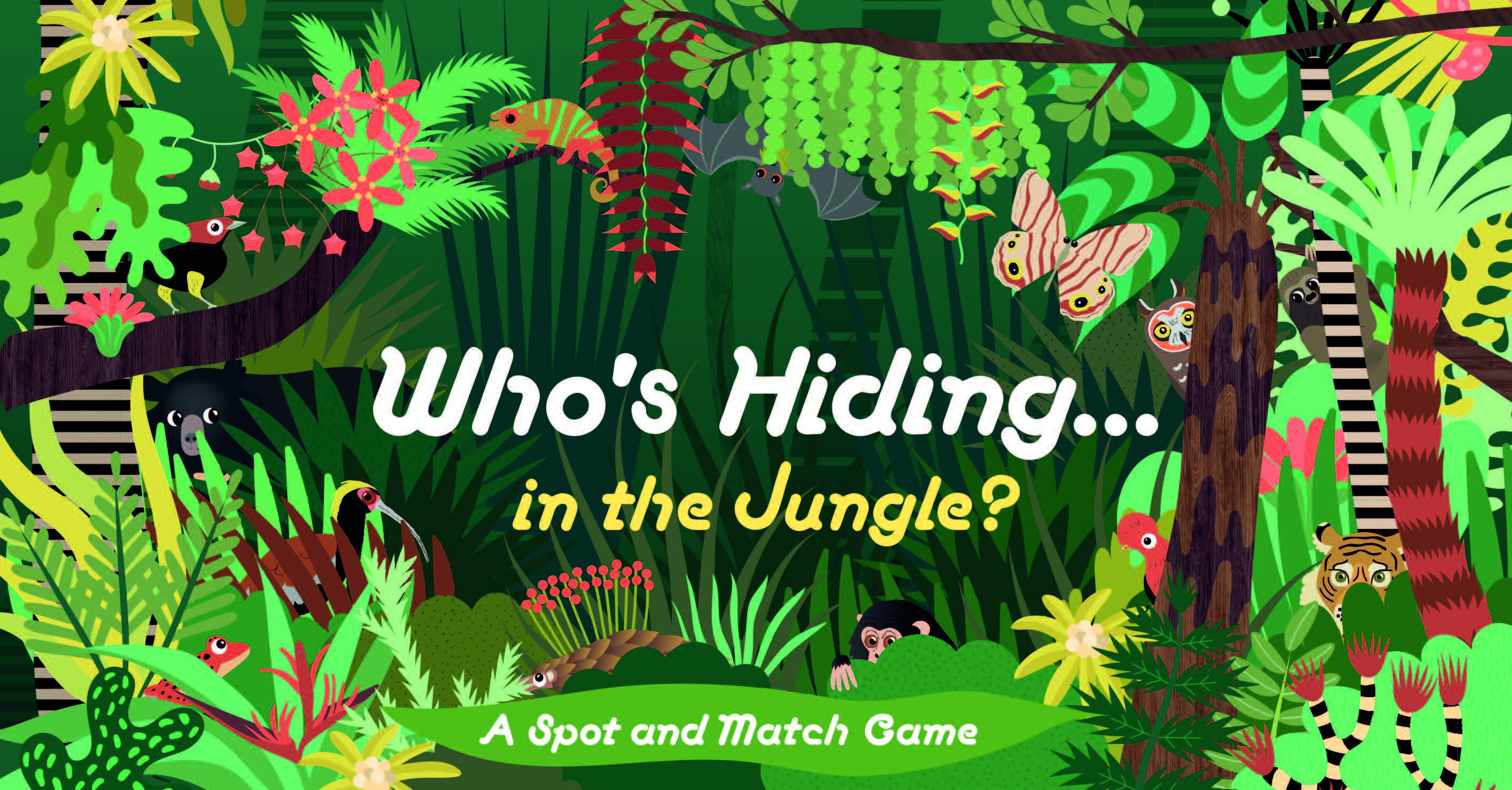 Who's Hiding in the Jungle? - Product Thumbnail