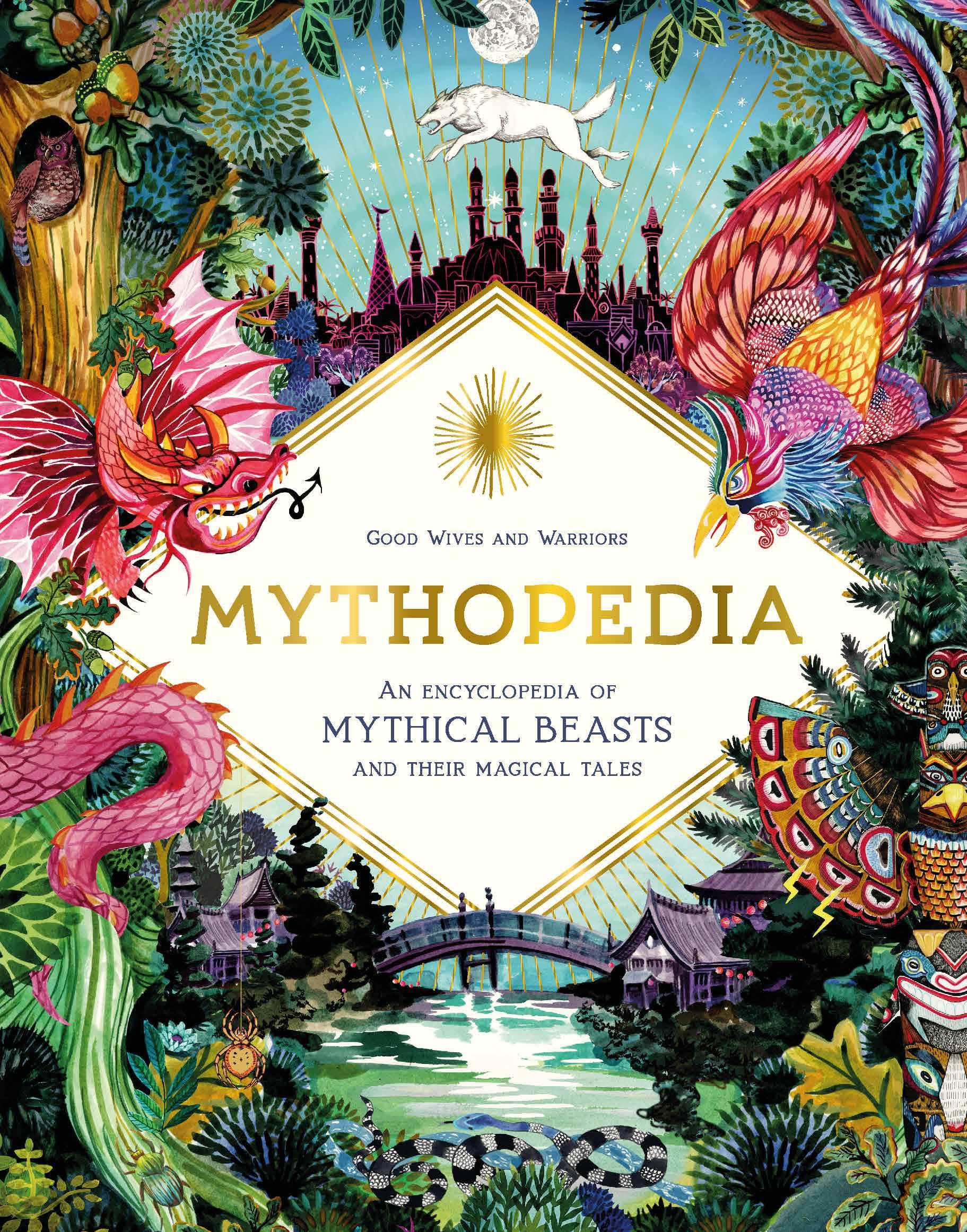 Mythopedia - Product Thumbnail
