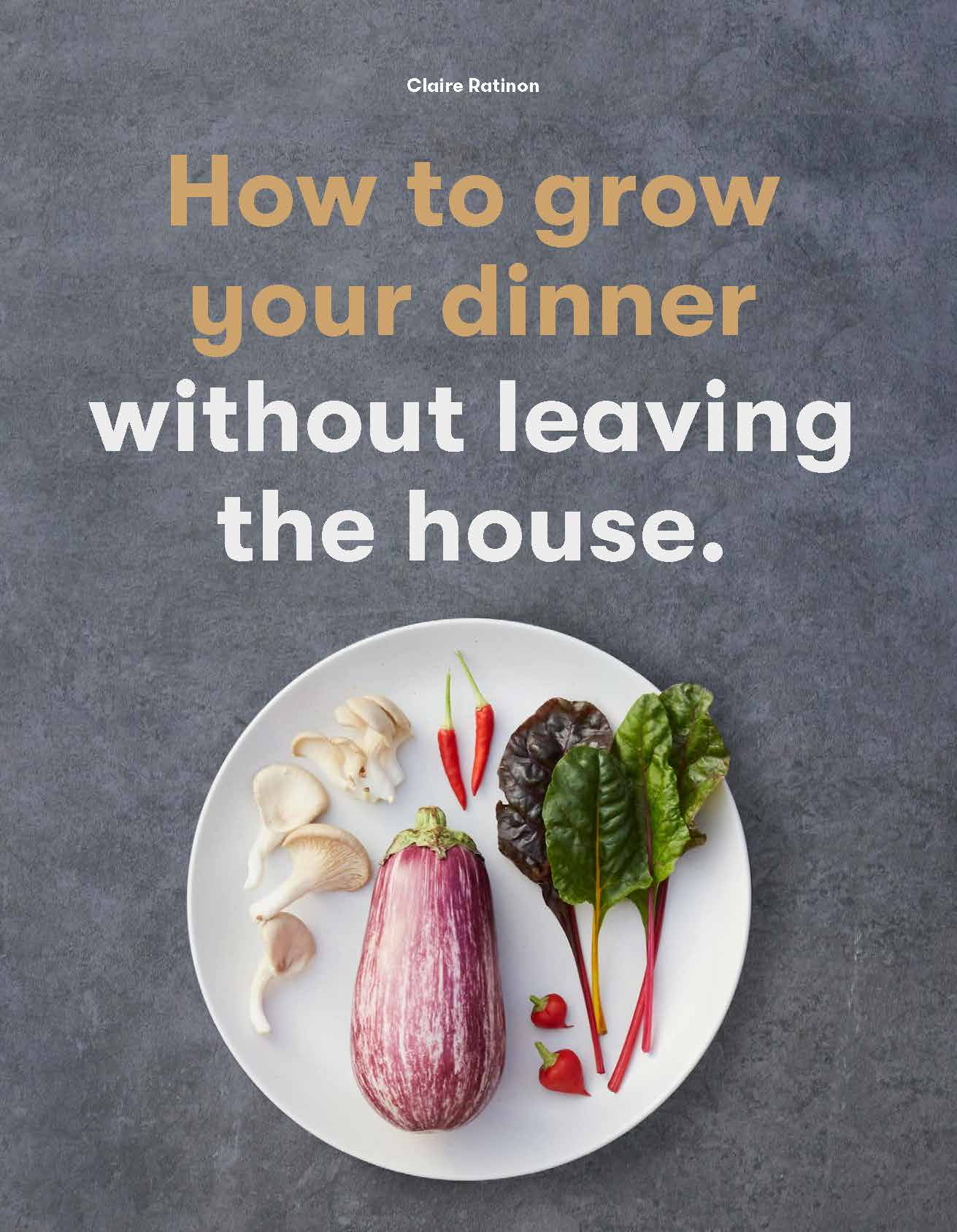 How to Grow Your Dinner - Product Thumbnail