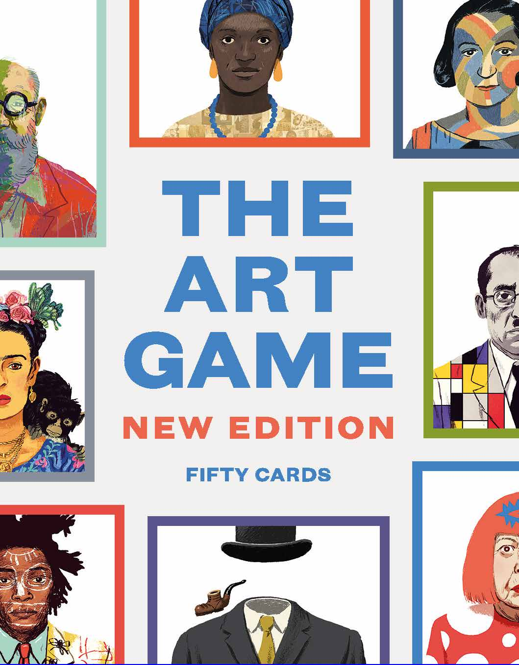 The Art Game, New Edition - Product Thumbnail