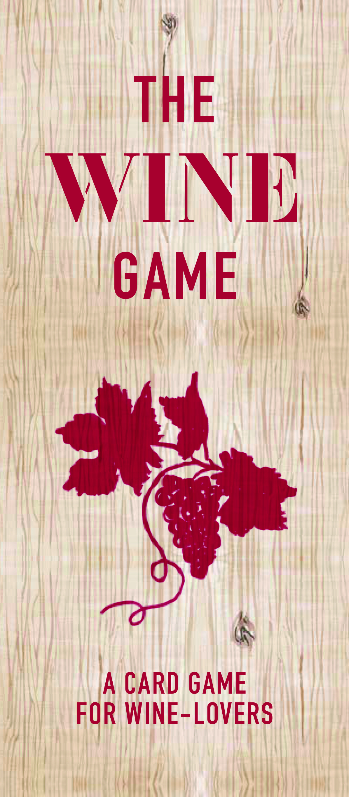 The Wine Game - Product Thumbnail