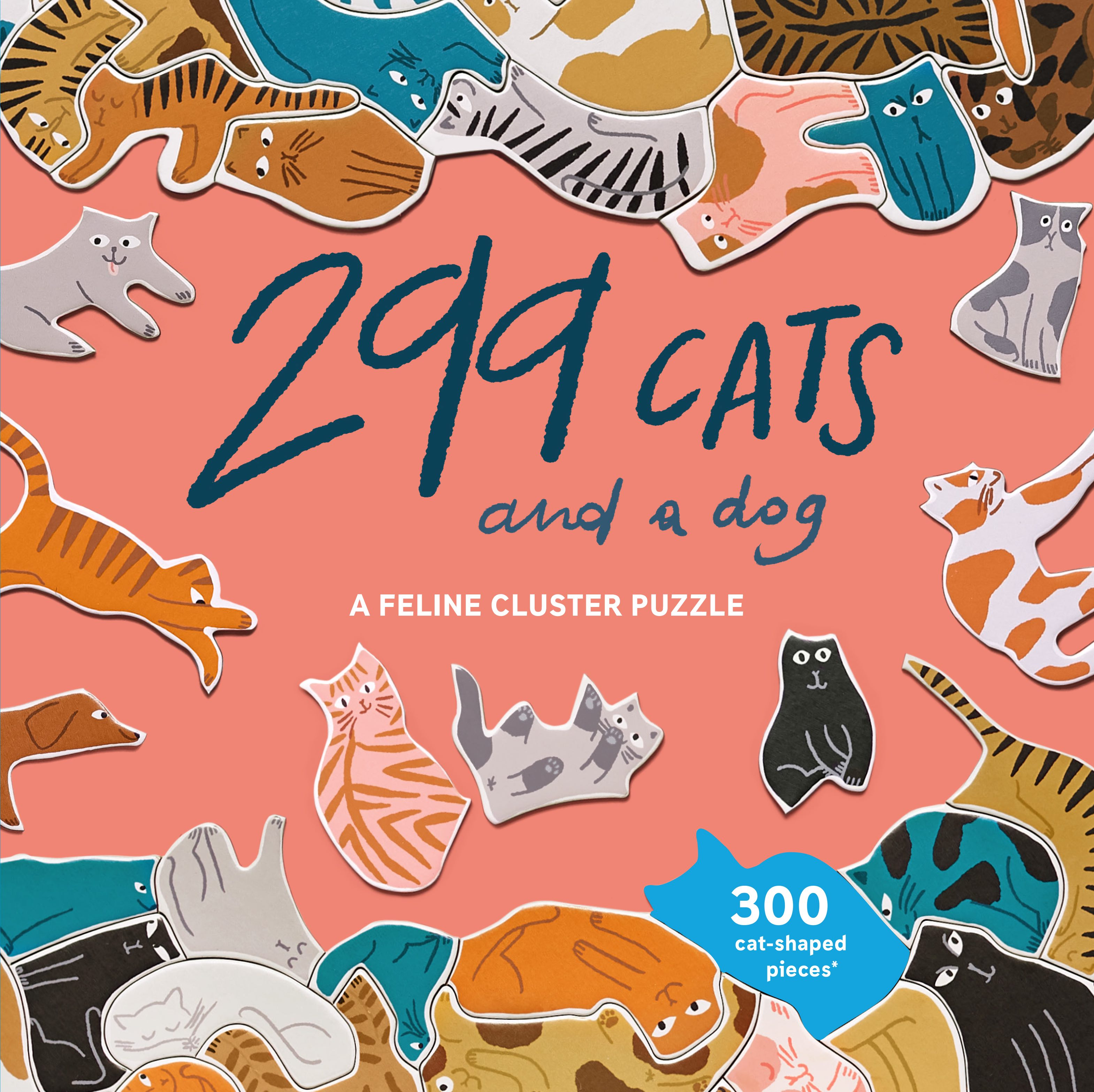 299 Cats (and a dog) - Product Thumbnail