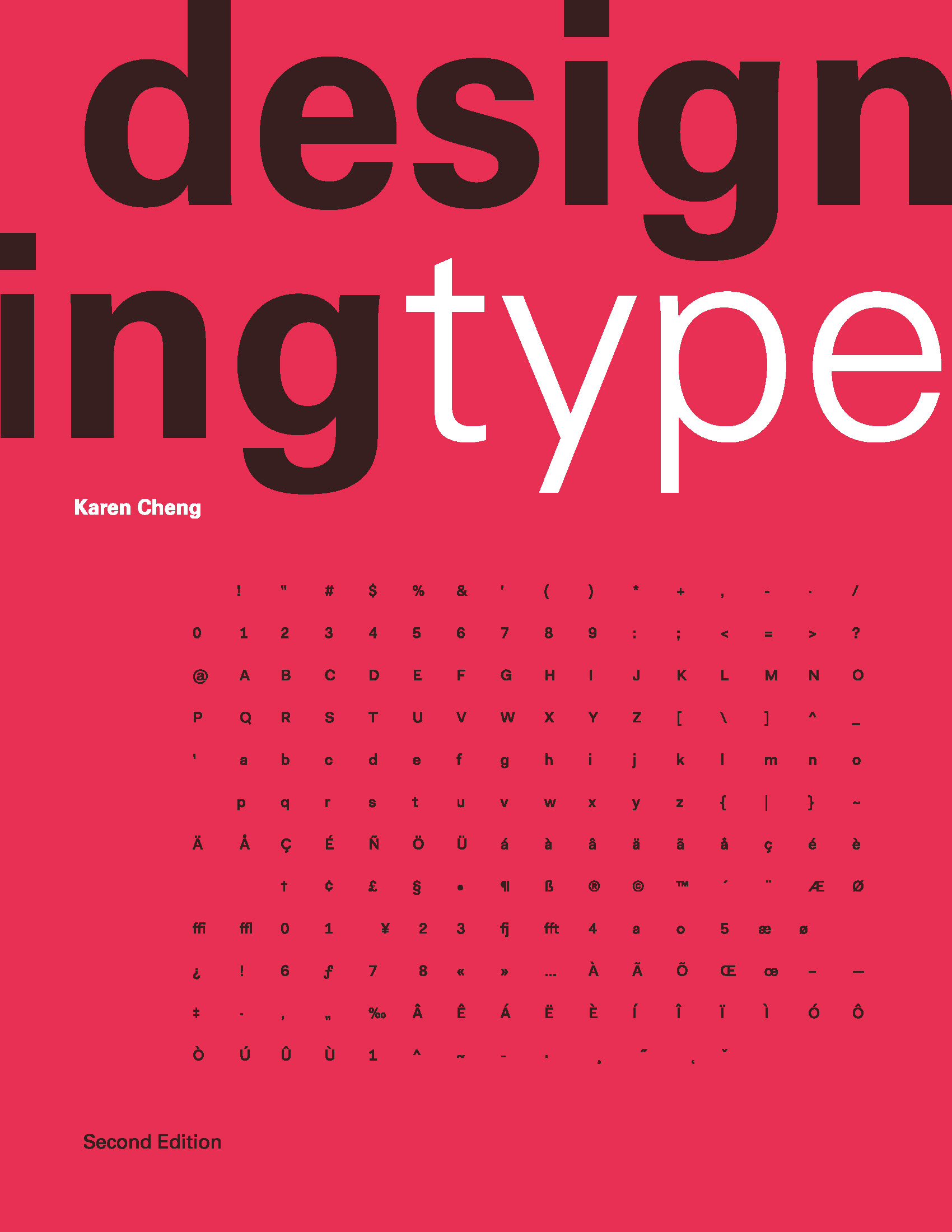Designing Type, Second Edition - Product Thumbnail