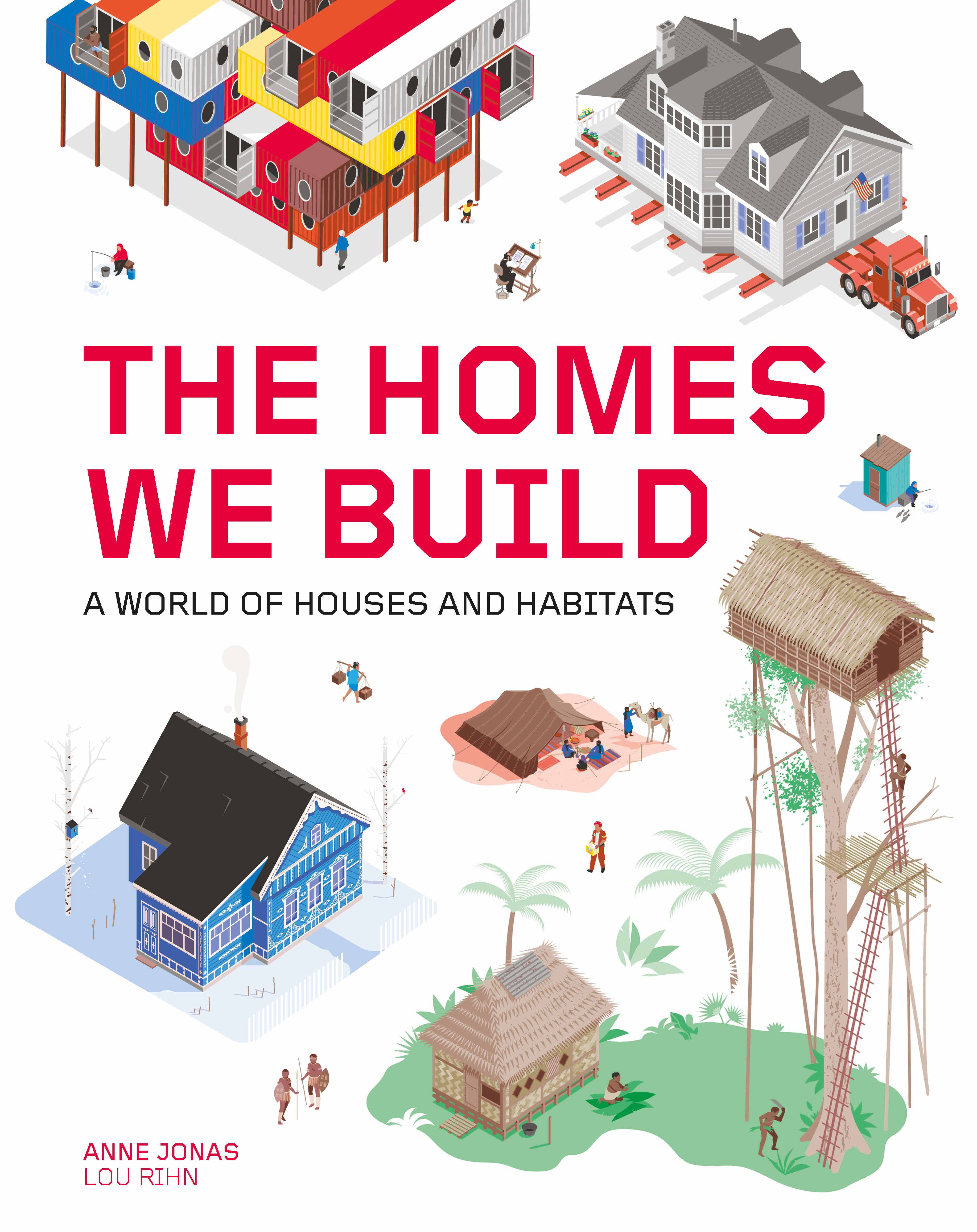 The Homes We Build - Product Thumbnail
