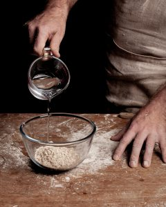 How to Make a Sourdough Starter from Roly Allen, author of How to Raise a Loa