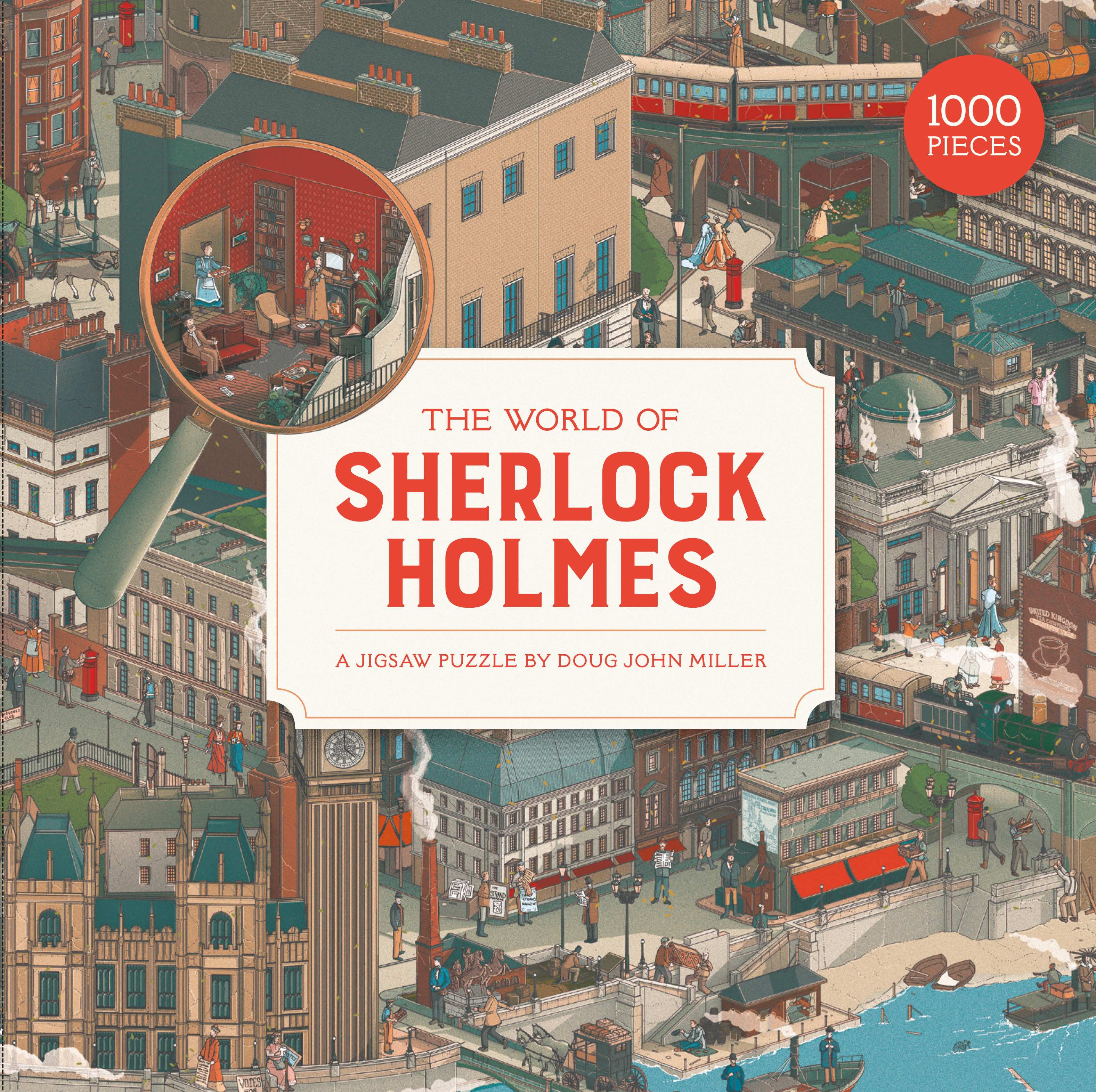 The World of Sherlock Holmes - Product Thumbnail