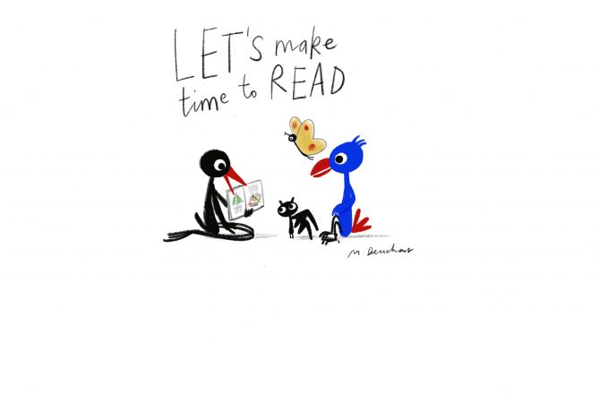 Time to Read! - Blog Image
