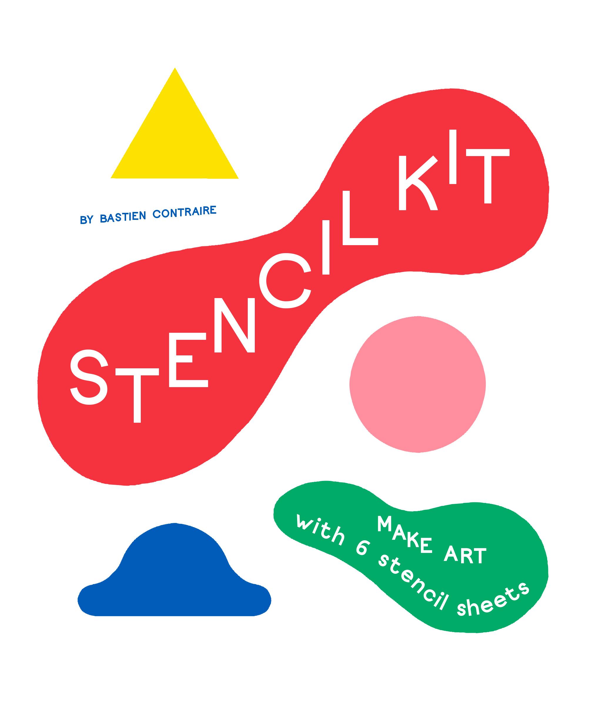 Stencil Kit - Product Thumbnail