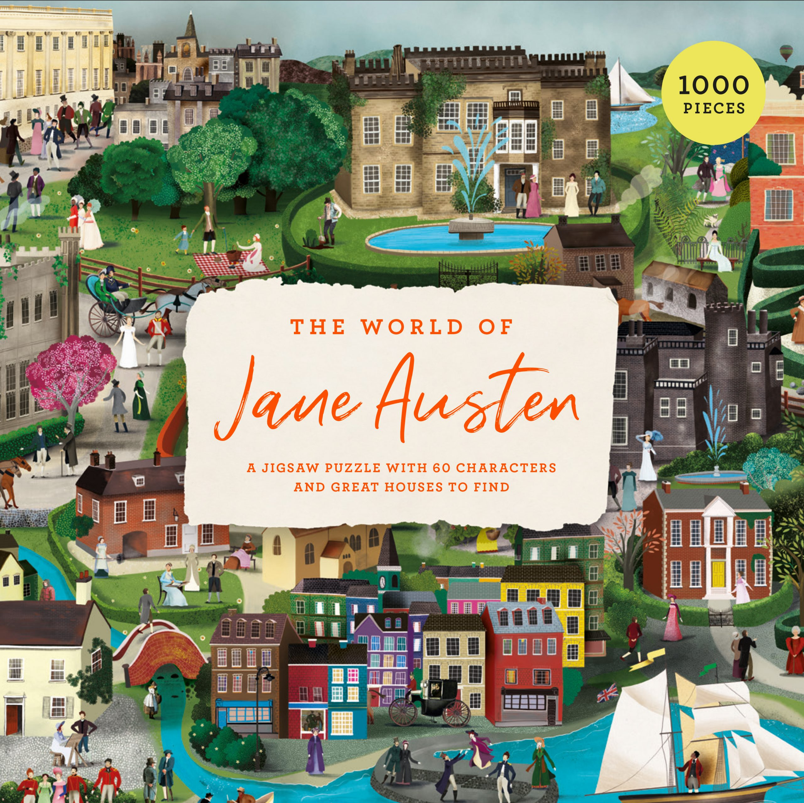 The World of Jane Austen - Product Thumbnail
