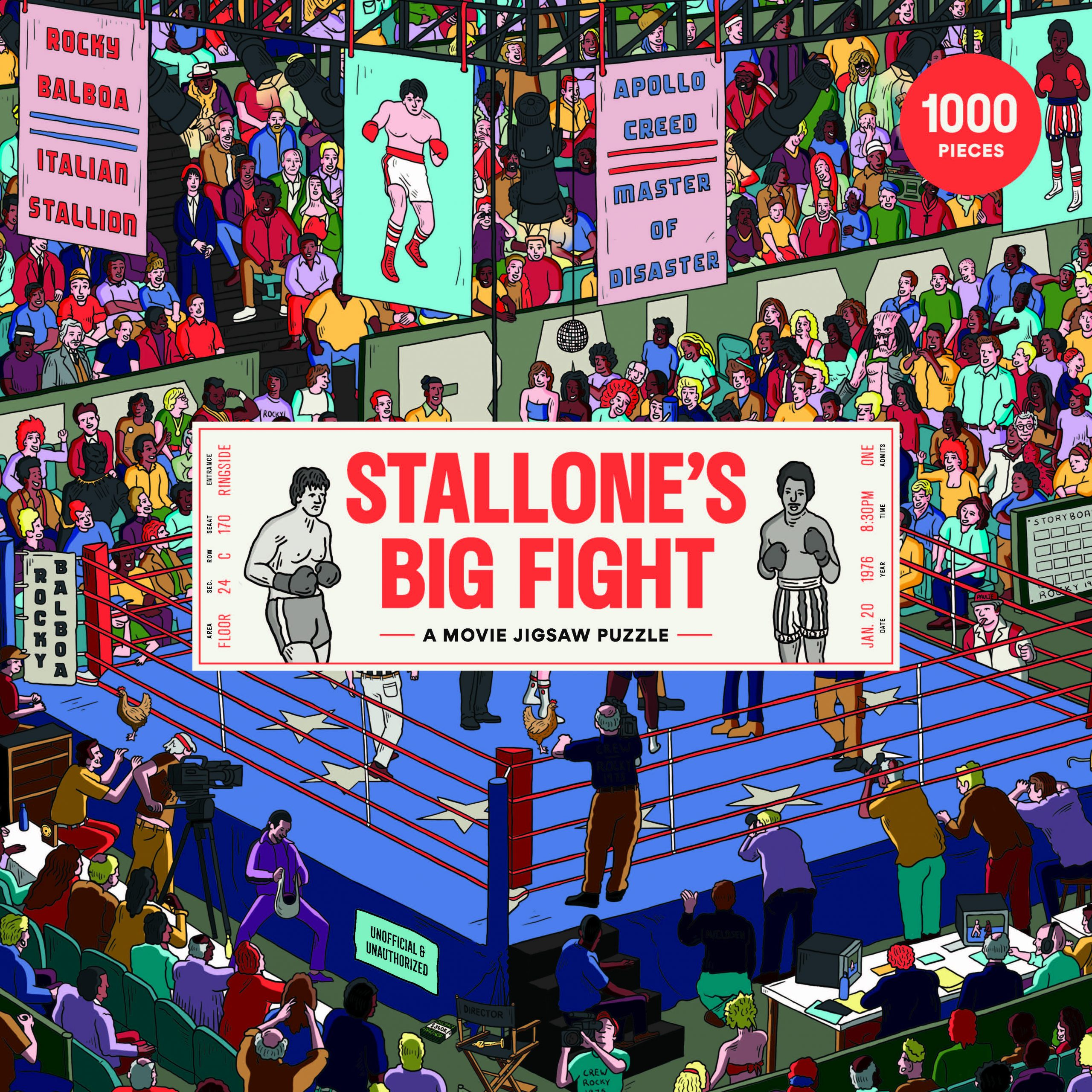Stallone's Big Fight - Product Thumbnail
