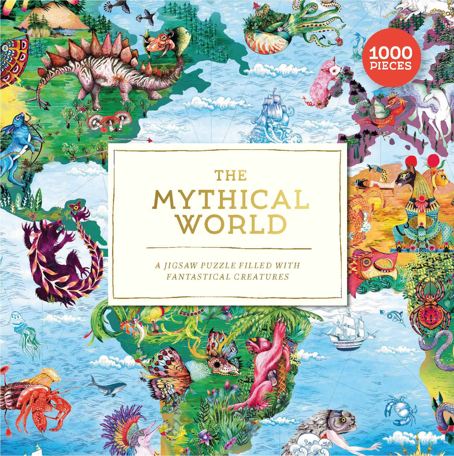 The Mythical World - Product Thumbnail