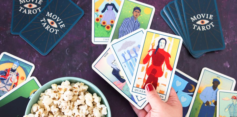 Q&A with Movie Tarot illustrator Natalie Foss