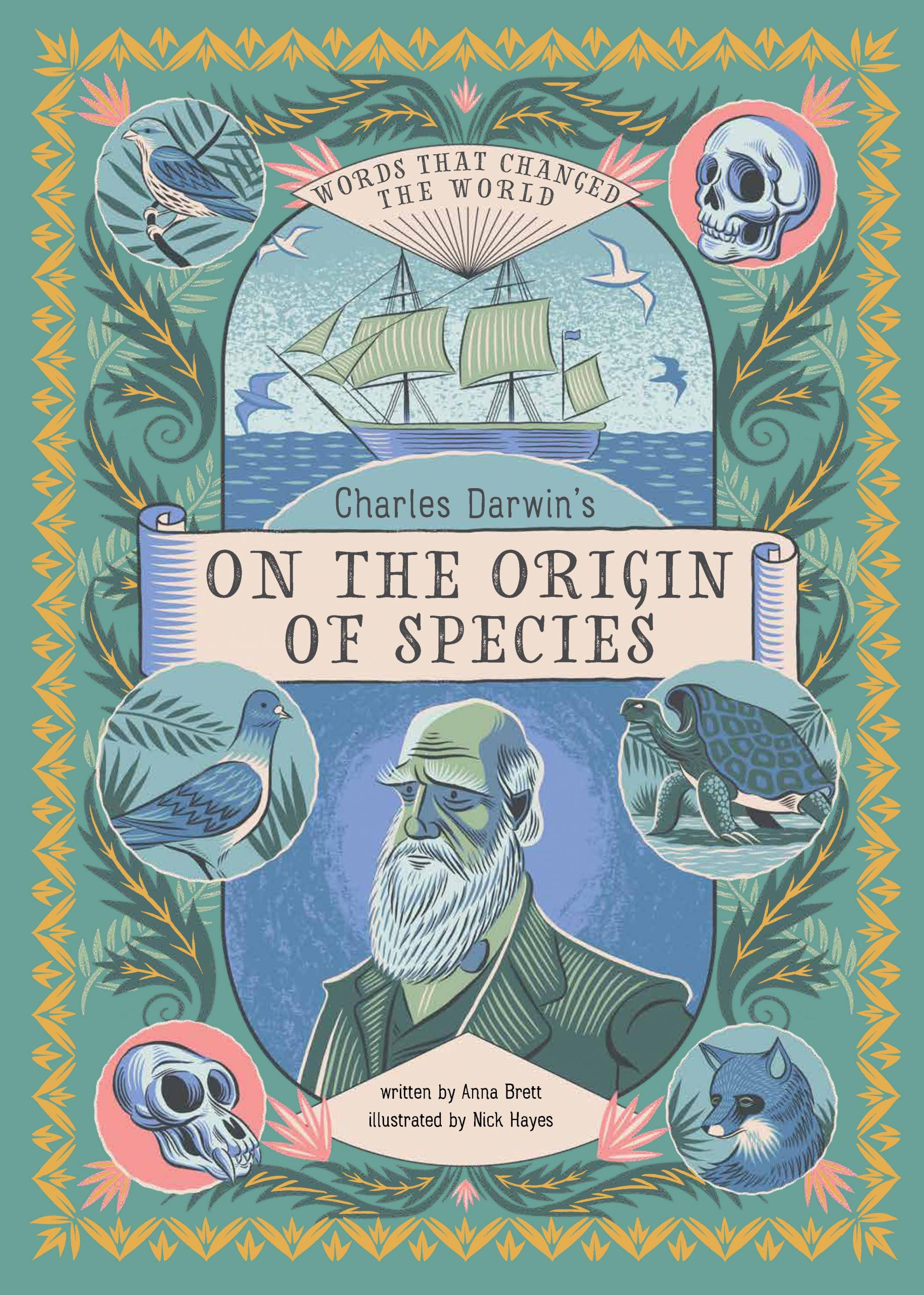 Charles Darwin's on the Origin of the Species - Product Thumbnail