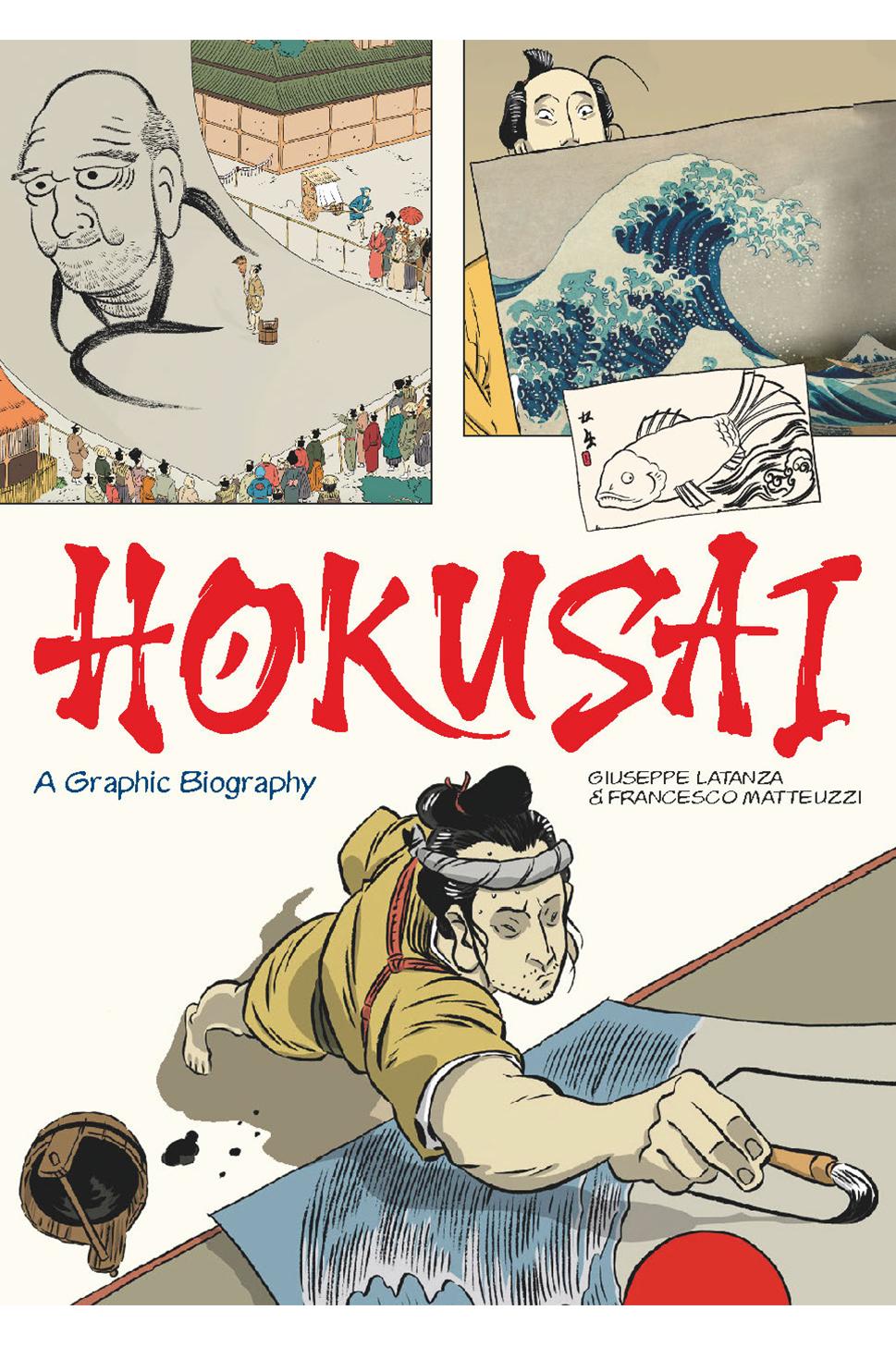 Hokusai - Product Thumbnail