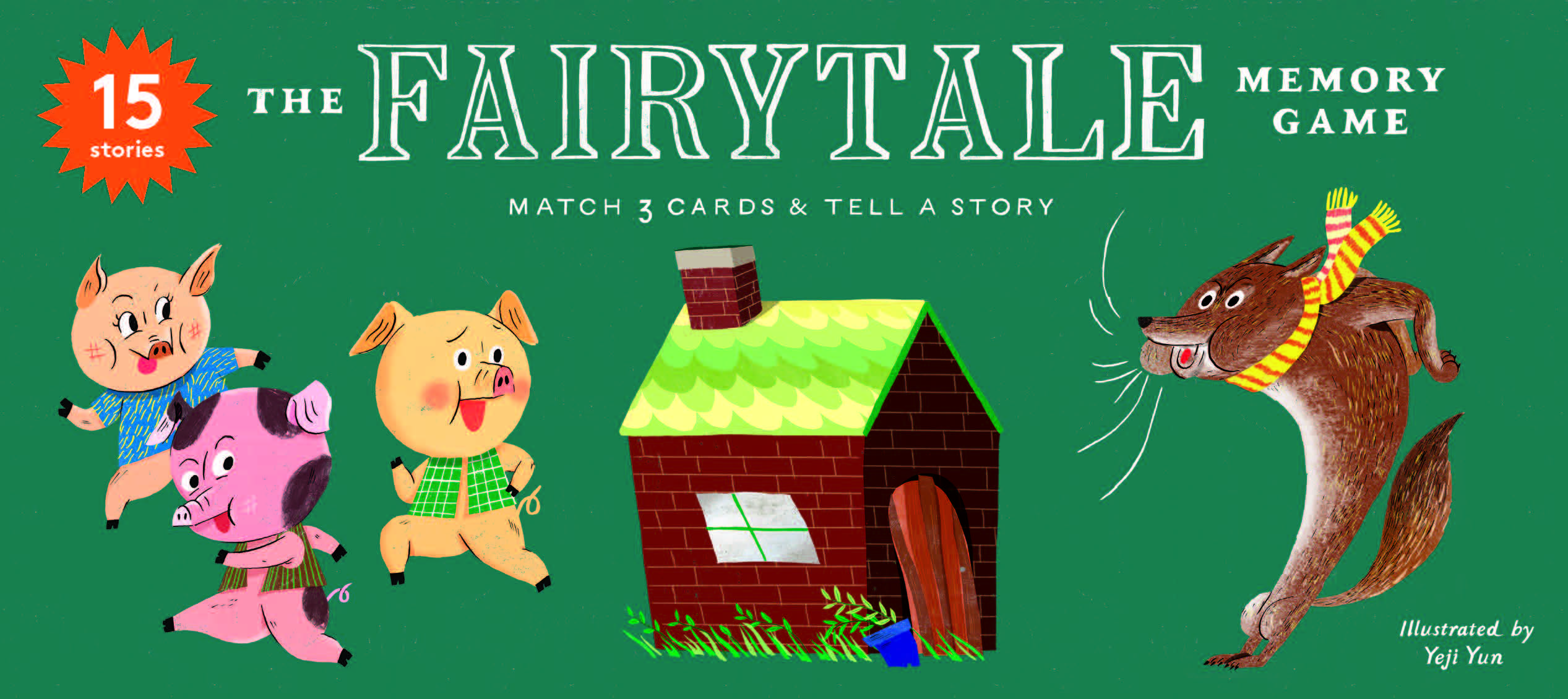 The Fairytale Memory Game - Product Thumbnail