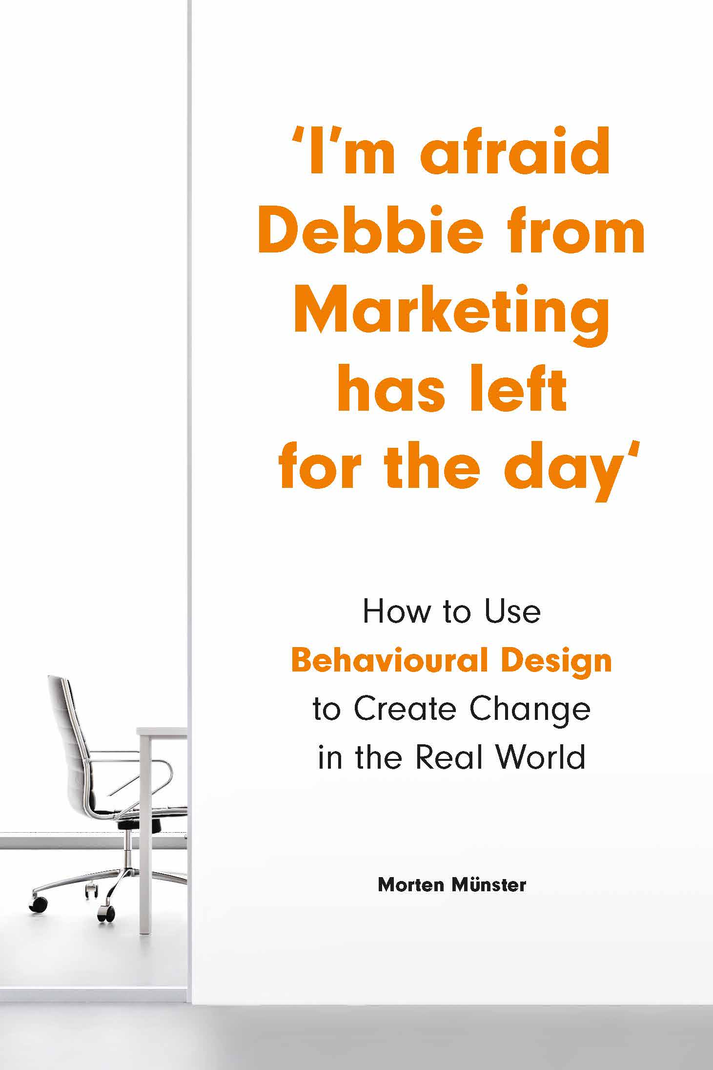 I'm Afraid Debbie from Marketing Has Left for the Day - Product Thumbnail