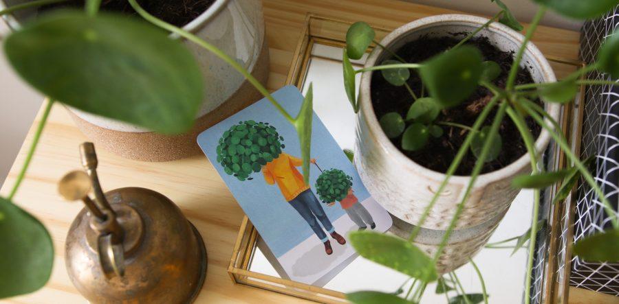 Plantfulness ASMR with artist Julie Rose Bower