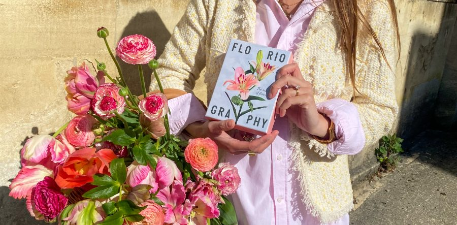 Q&A with florist, Rowan Blossom author of Floriography - Blog Image