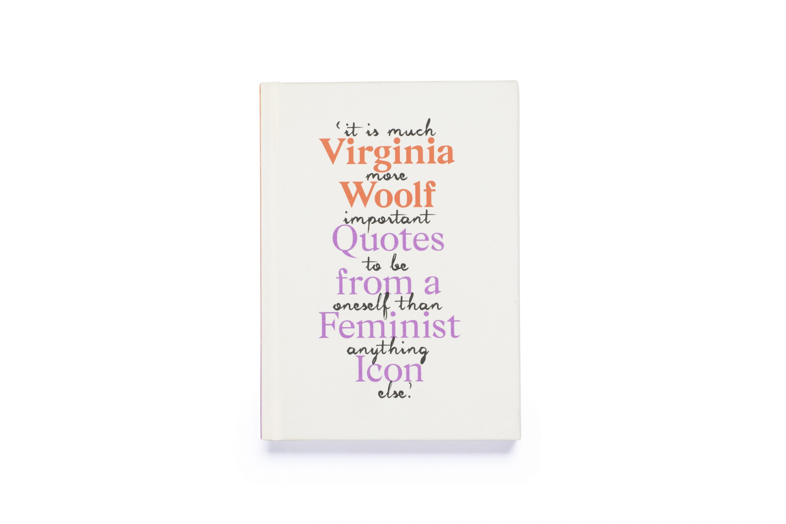 Virginia Woolf - Product Thumbnail