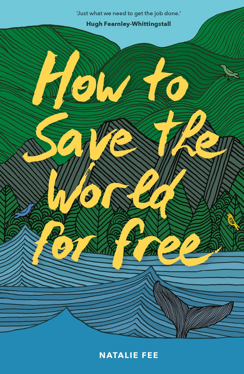 How to Save the World For Free PB - Product Thumbnail
