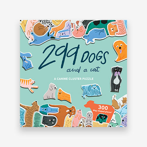 299 Dogs (and a cat) - Product Thumbnail