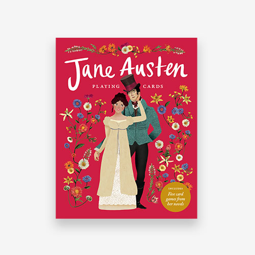 Jane Austen Playing Cards - Product Thumbnail