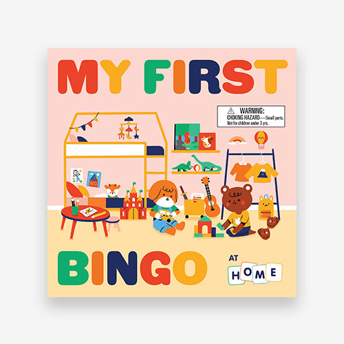 My First Bingo: At Home - Product Thumbnail