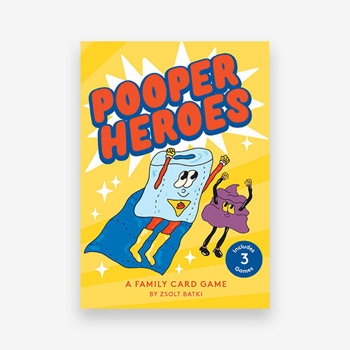 Pooper Heroes - Product Thumbnail