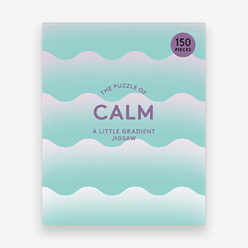 The Puzzle of Calm - Product Thumbnail