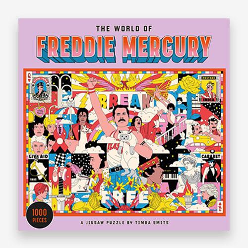 The World of Freddie Mercury - Product Thumbnail