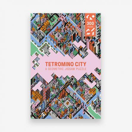Tetromino City