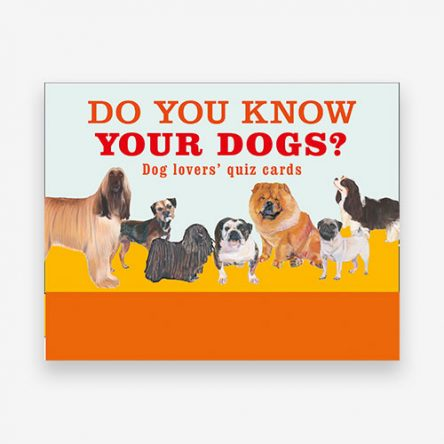 Do You Know Your Dogs?