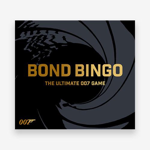 James Bond Bingo - Product Thumbnail