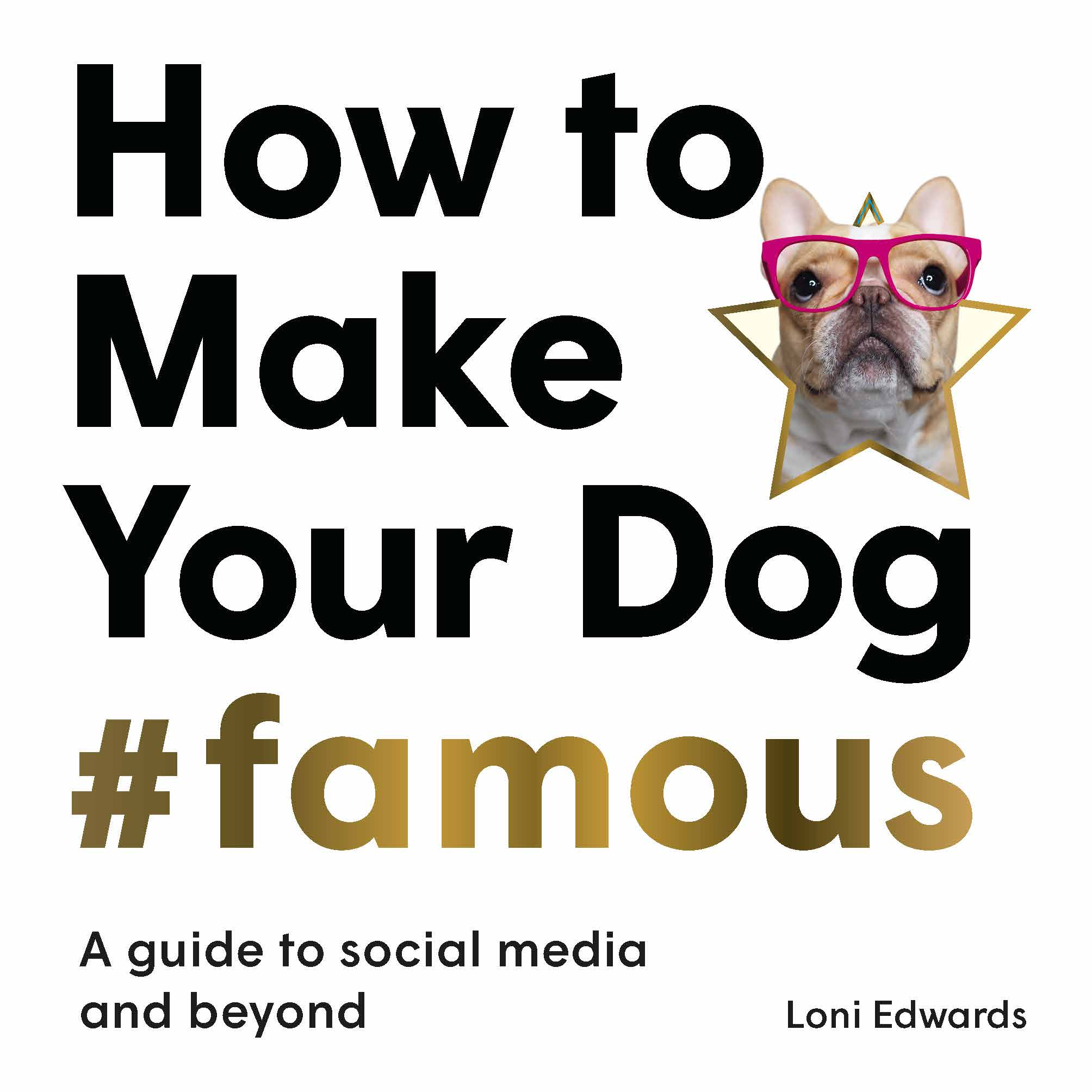 How To Make Your Dog #Famous - Product Thumbnail