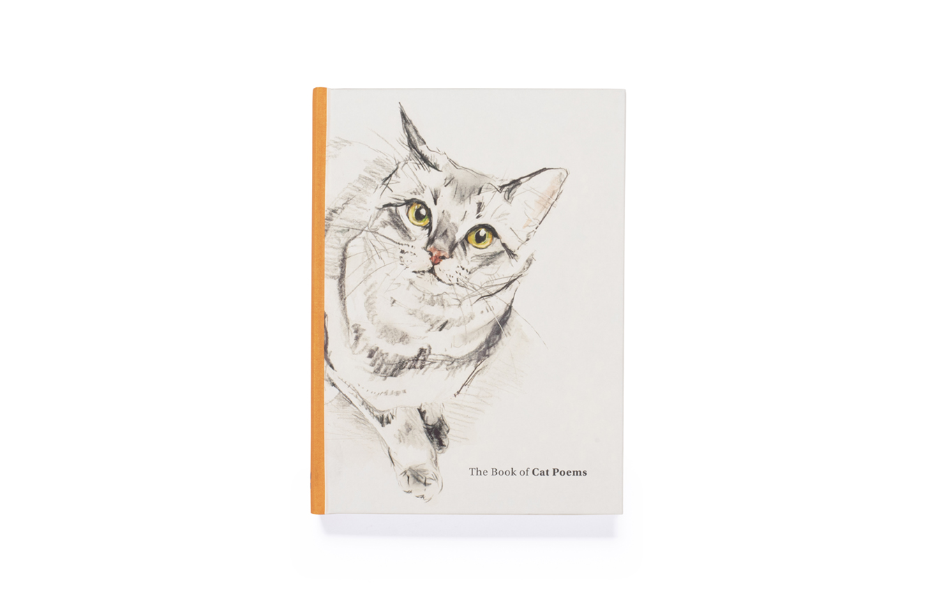 The Book of Cat Poems - Product Thumbnail