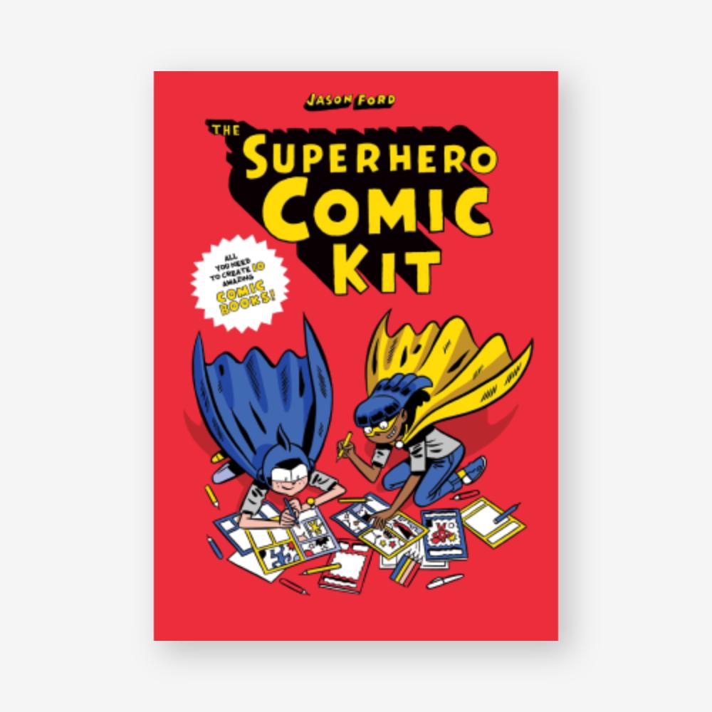 The Superhero Comic Kit - Product Thumbnail