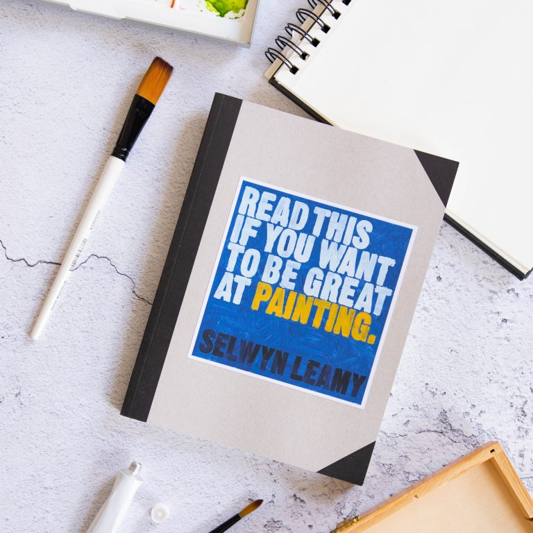 Read This If You Want to Be Great at Painting