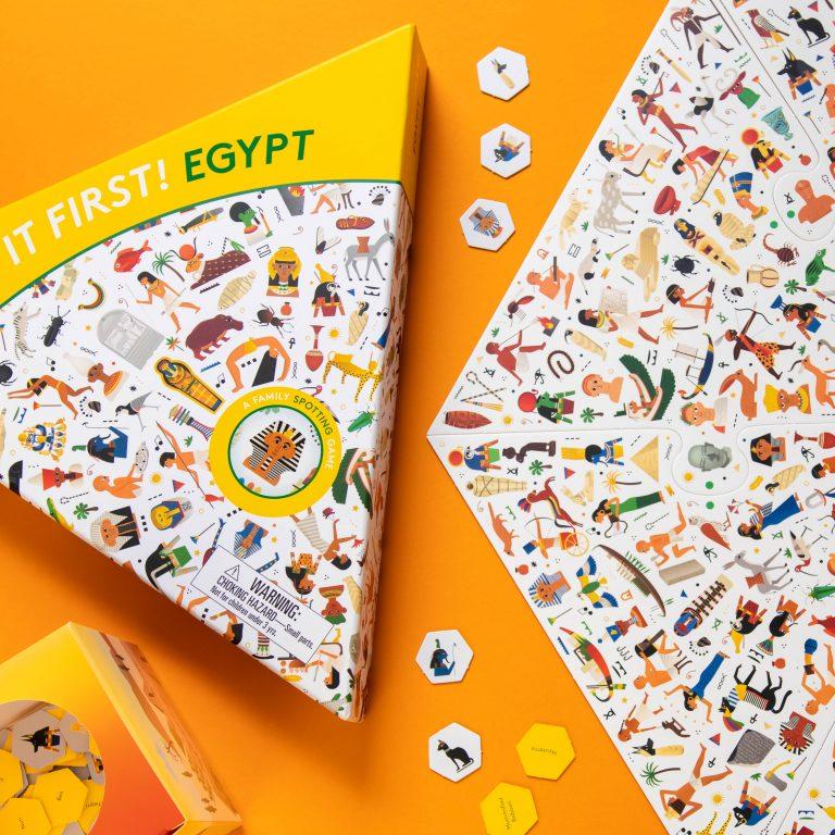 I Saw It First! Egypt