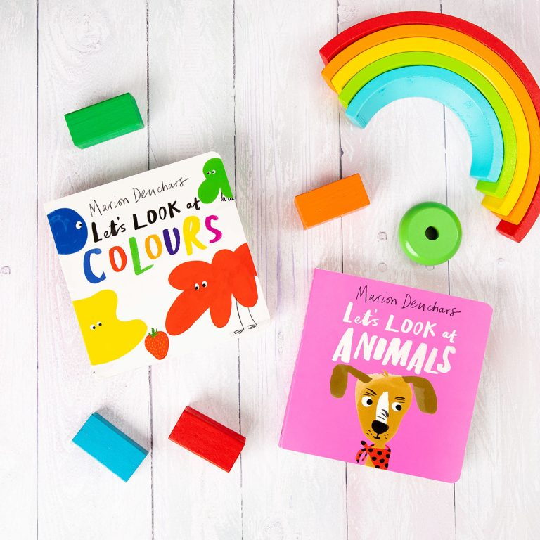 Let's Look at… Colours