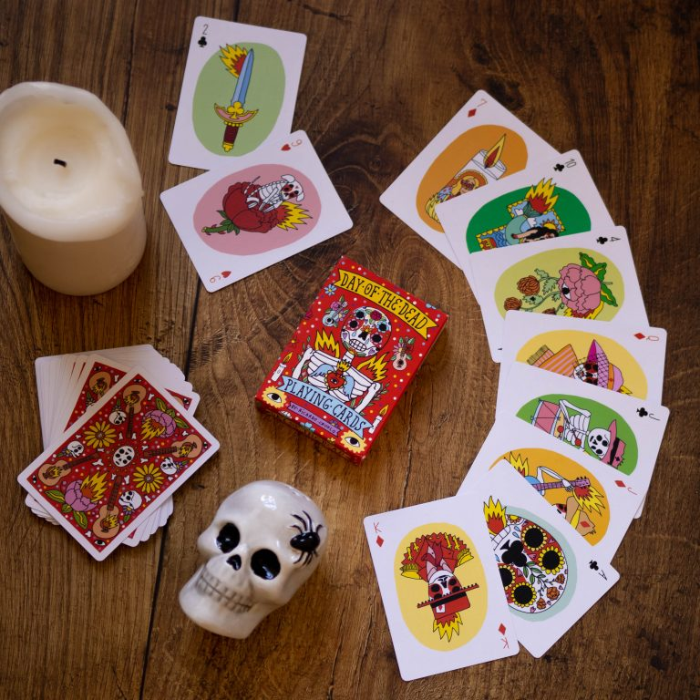 Playing Cards: Day of the Dead
