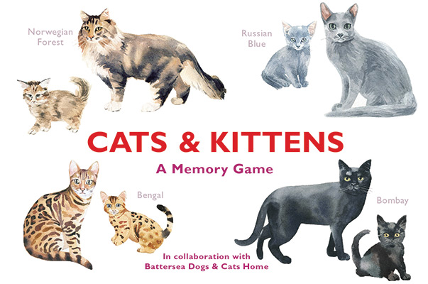 Cats & Kittens - Product Thumbnail