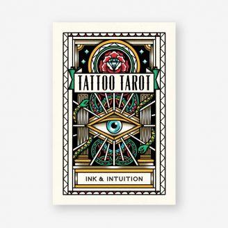Tattoo Tarot Laurence King Publishing