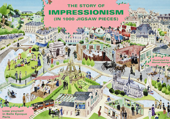 The Story of Impressionism - Product Thumbnail