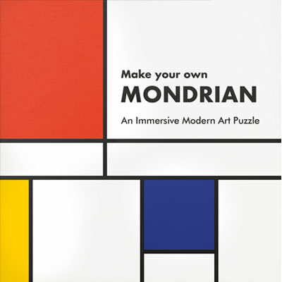 Make Your Own Mondrian - Product Thumbnail