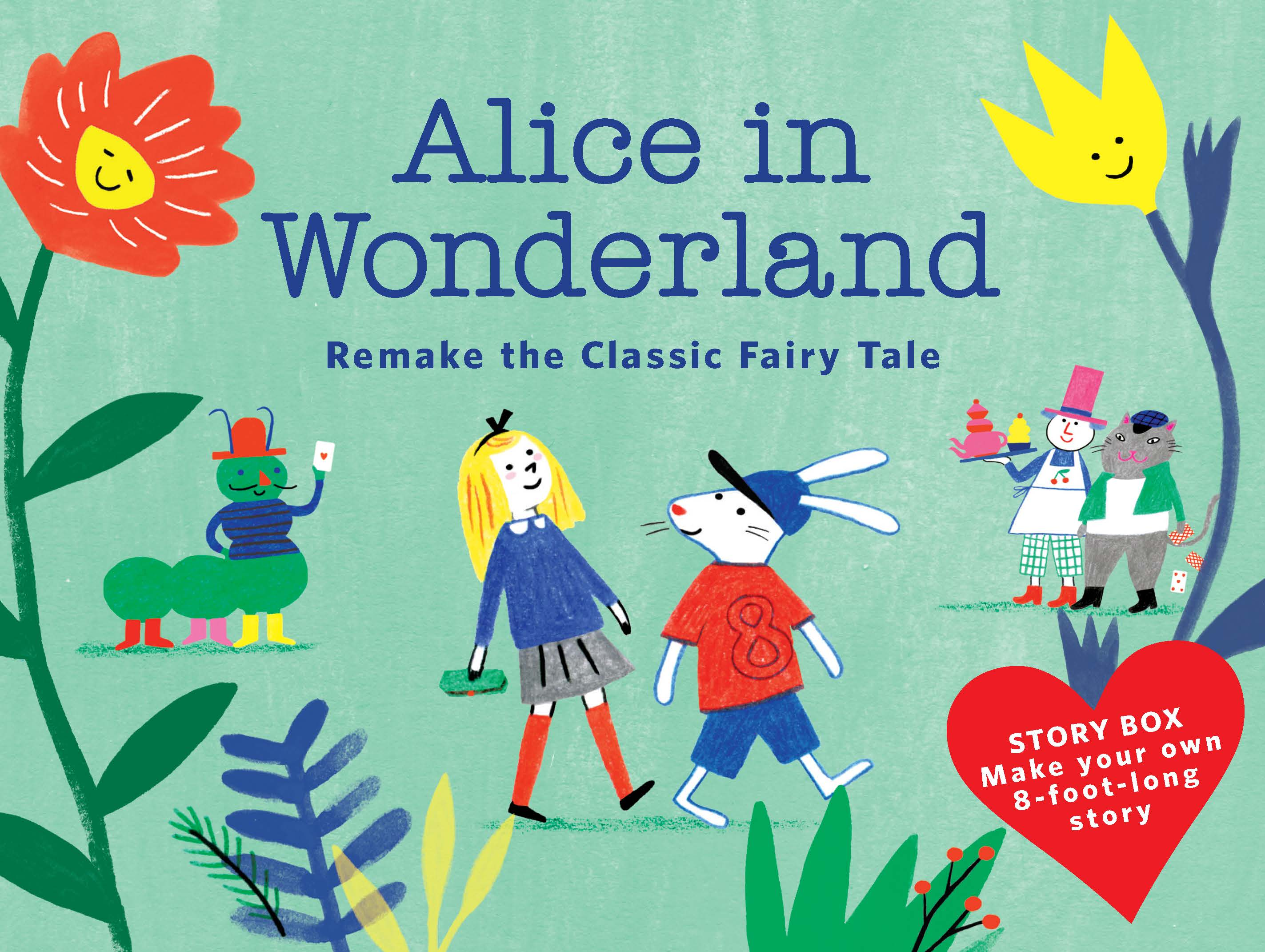 Alice in Wonderland (Story Box) - Product Thumbnail