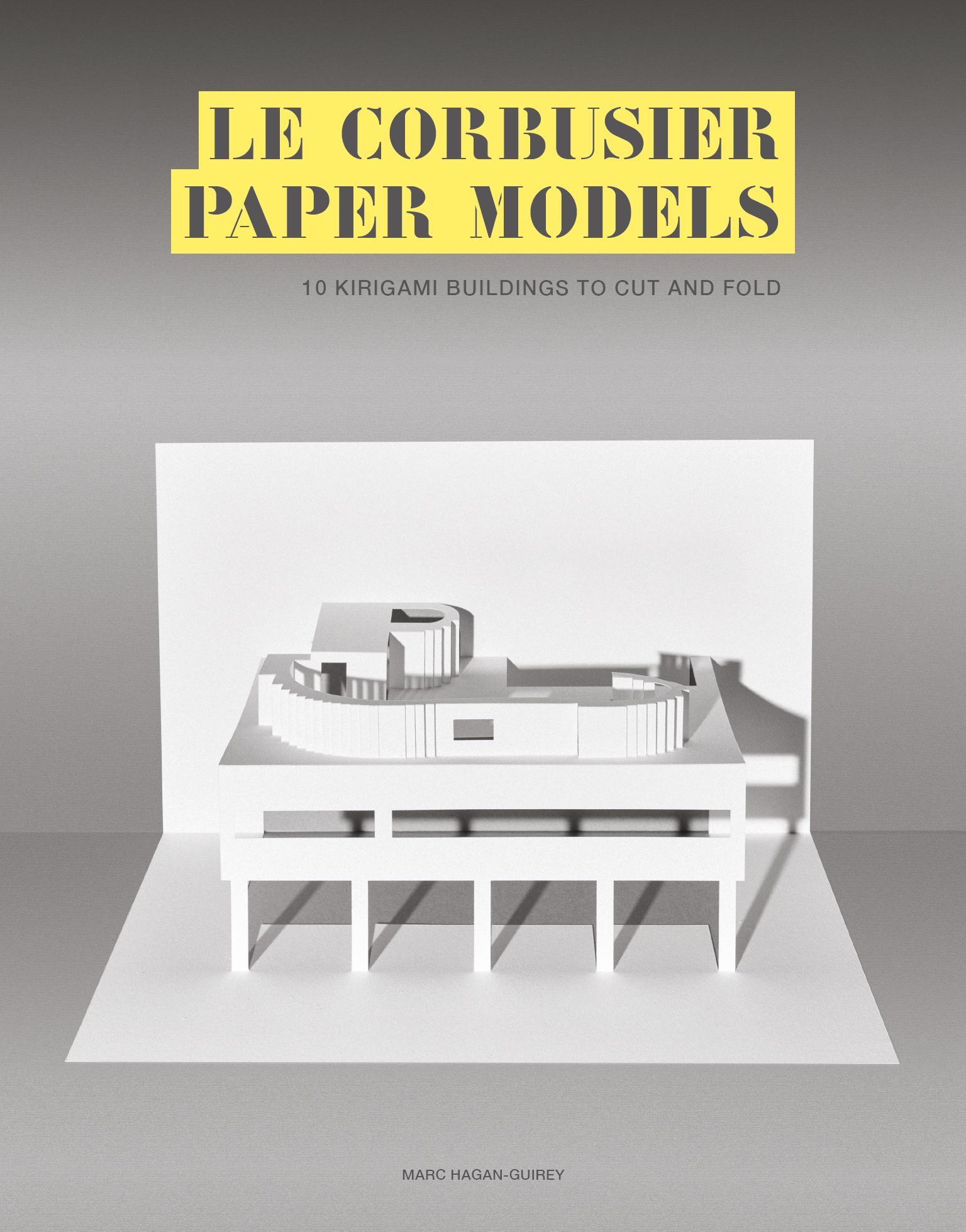 Le Corbusier Paper Models - Product Thumbnail